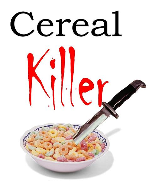Cereal Killer cereal killer digital by darryl kravitz
