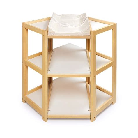 Corner Changing Table Espresso Badger Basket Corner Changing Table By Oj Commerce 02206 148 83
