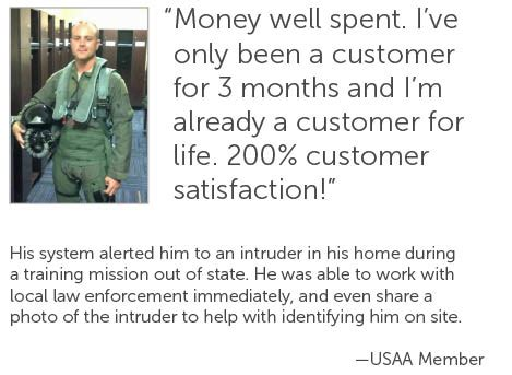 customer satisfaction reviews of usaa home insurance