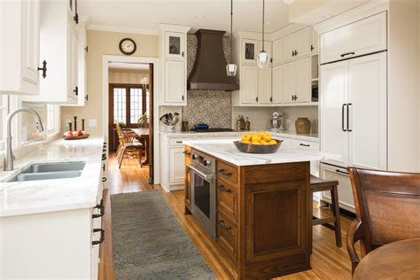 a minneapolis tudor gets an world kitchen remodel