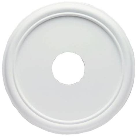 westinghouse ceiling medallion 16 in smooth ceiling