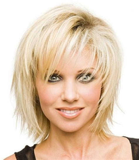 shoulder length shaggy haircuts 50 best variations of a medium shag haircut for your