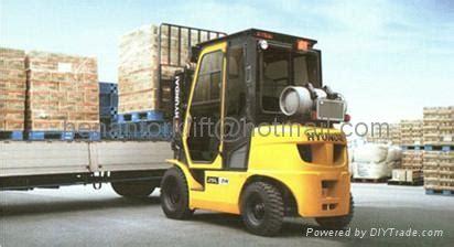 hyundai logistics co ltd diesel fork lift trucks hyundai china trading company