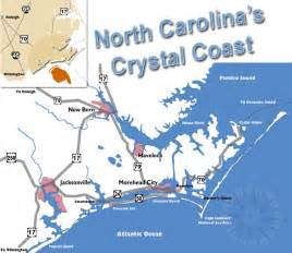 map of carolina coast line pictures to pin on