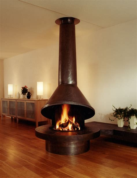 Circular Fireplace by Fireplaces Circular Fireplaces