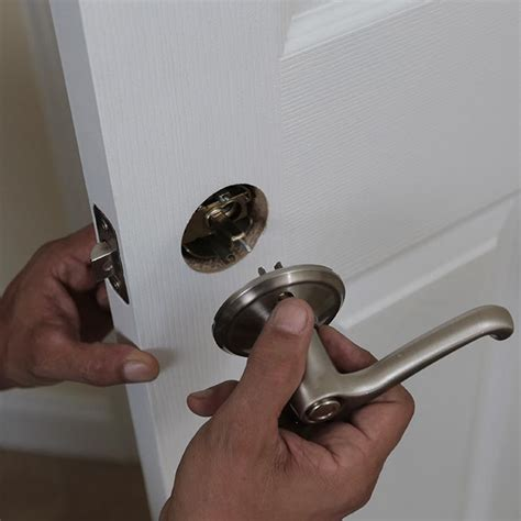 Door Knob Install by Install A Lockset