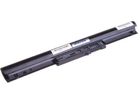 Baterai Hp Vk04 Yb4d Sleekbok 14 14 B000ex Black baterie pro notebook avacom nohp s14b 806 pro hp pavilion sleekbook 14 b0xx 15 b0xx li ion 14