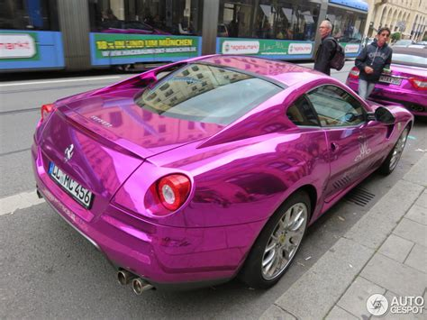 car ferrari pink sorry ferrari won t paint your car pink bans color from