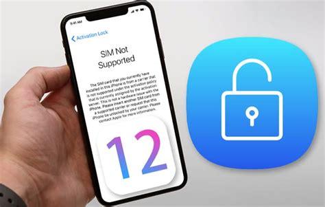 how to unlock ios 12 iphone x xs xs max xr 8 7 6s 6 se 5s