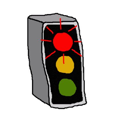 Traffic Light Animated Gif Clipart Best Animated Traffic Light
