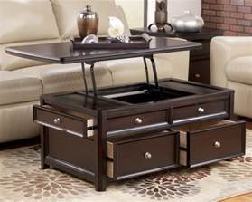 Coffee Table Pop Up Top How To Buy A Pop Up Coffee Table Furniture Tutor