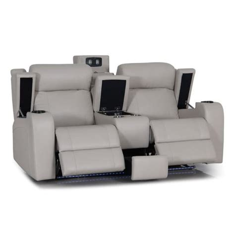 2 seater recliner sofa prices marina 2 seater leather recliner sofa by synargy
