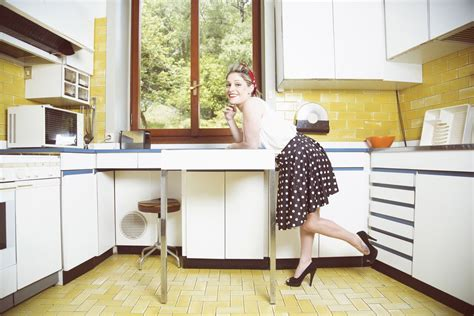 1950s kitchens kitchen trends introduced in the 1950s