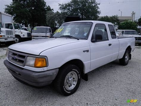 1995 Ford Ranger by 1995 Ford Ranger Xl Supercab Exterior Photos Gtcarlot