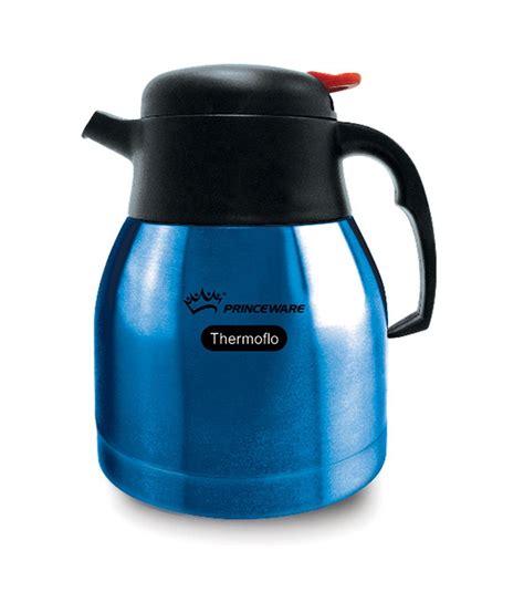 Vacum Mr P princeware blue stainless steel keena vacuum coffee pot