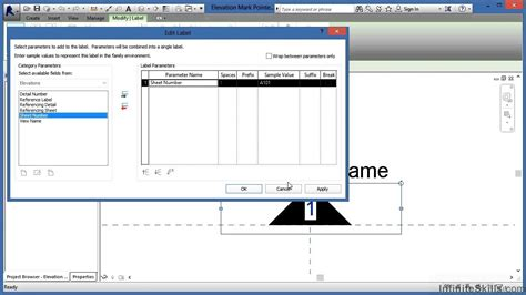 Revit Tags Tutorial | advanced revit architecture 2014 tutorial elevation tags