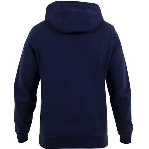 Brushed Fleece Hoodie lacoste brushed fleece hoodie navy hoodie trendygolf