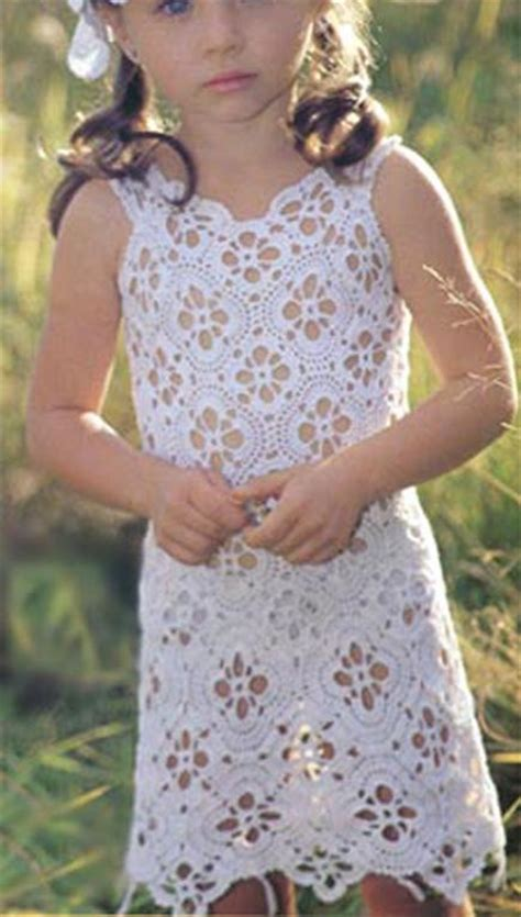 pattern crochet dress girl crochet summer dress chart 4 tall girl by knit n play