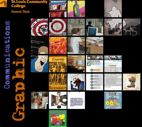 visual communication design major jobs stlcc forest park art department associates in applied science