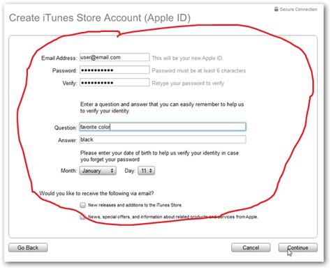 make itunes account without credit card create free itunes account without credit card ehow 99