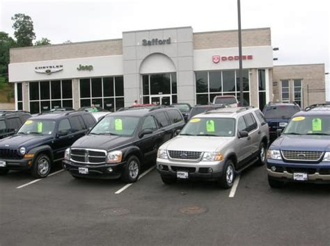 Safford Chrysler Jeep Dodge Safford Chrysler Jeep Dodge Of Warrenton Car Dealership In
