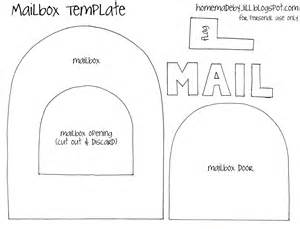 mailbox template mailbox templates for