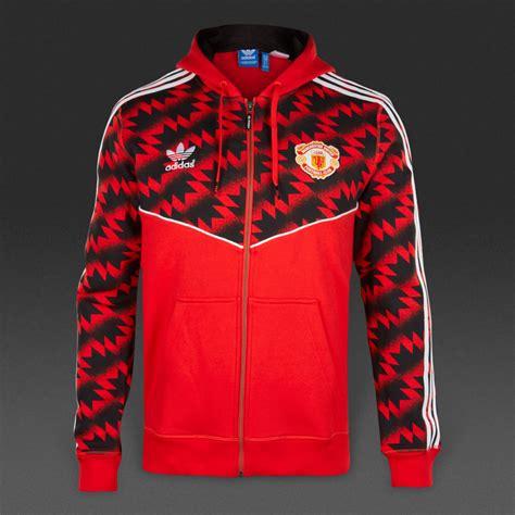 Adidas Manchester United Windbreaker Original adidas originals manchester united zip top