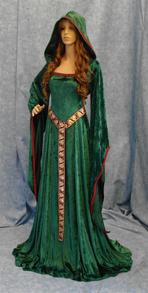 gown dress renaissance dress by