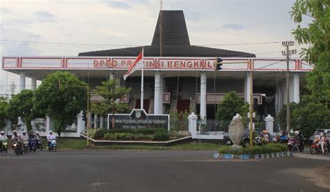 kpk sorot dprd provinsi bengkulu bengkuluekspress