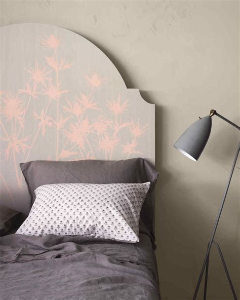 martha stewart headboards 10 diy headboard ideas to give your bed a boost martha