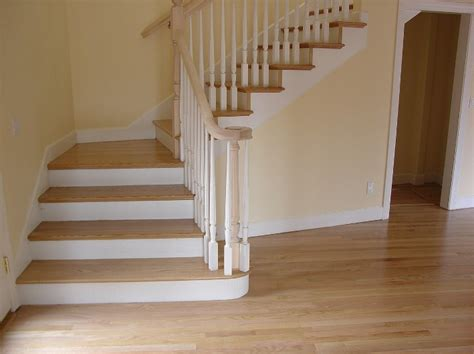Hardwood Flooring On Stairs Wooden Stairs Hawaii Oahu Honolulu Oak Stairs