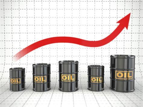 brent wti prices rise financial tribune