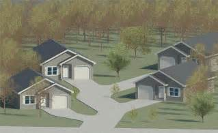 Cost To Build A Multi Family Home by Detached 4 Plex
