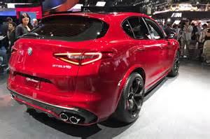 Alfa Romeo Pictures New Alfa Romeo Stelvio Revealed Pictures Auto Express