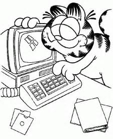 computer coloring pages computer coloring pages coloringpages1001