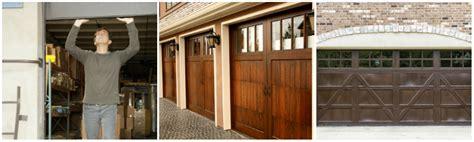 garage door services entry doors llc green bay wi