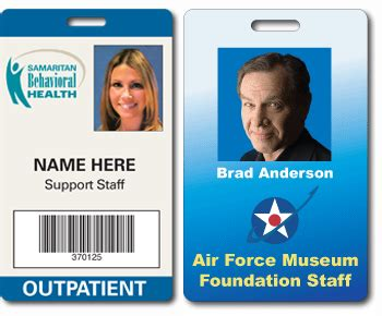 Laminated Id Card Template by Plastic And Laminated Id Cards And Badges Ilc