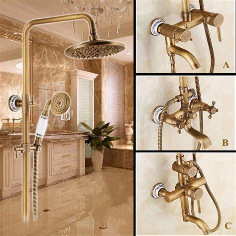 china house oakmont tub faucet set metris s lever 2handle deckmount roman tub faucet with handshower in