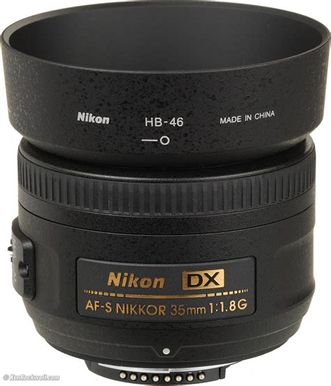 nikon 35mm f 1 8 dx