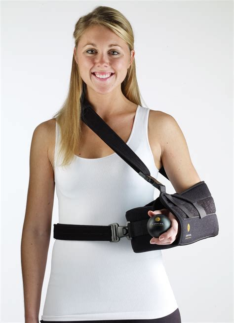 Abduction Pillow Sling by Corflex Inc Shoulder Abduction Pillow W Firm Fit Sling