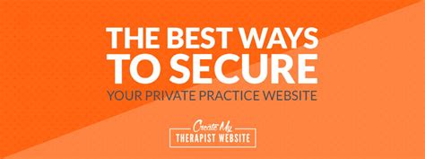 web marketing tips for therapists counselors