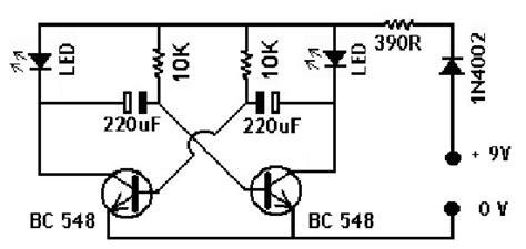 bc548 transistor legs pcb layout