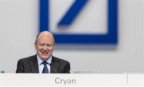 deutsche bank aktienkurs aktuell angriff auf die deutsche bank und cryan wirtschaft tv