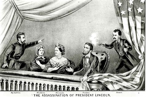 abraham lincoln and wilkes booth pics for gt wilkes booth shooting lincoln