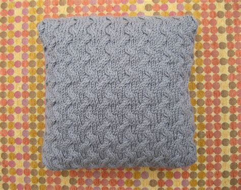 knit purl kal independence pillow part 4 knit purl kal