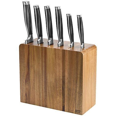 oliver kitchen knives 17 best ideas about knife block on knife