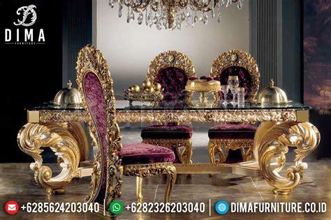 Meja Makan Ukiran Jepara kursi meja makan mewah jepara ukiran klasik european style