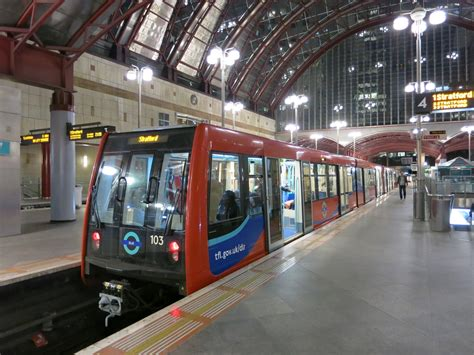 thames barrier dlr station ice treff uk part 2 london tube dlr tramlink and