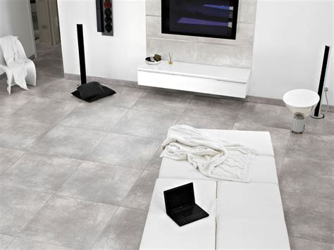 French Interior Design by Pavimenti In Gres Effetto Cemento Vissuto Metropolis