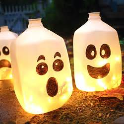Halloween Decorations To Make Ghosts » Home Design 2017